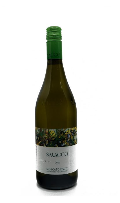 Saracco Moscato d'Asti blanc 5.5%
