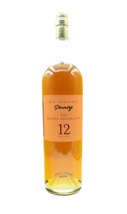 Darroze Bas Armagnac Grand Assemblage Magnum 12 Ans 43% 1.5 l