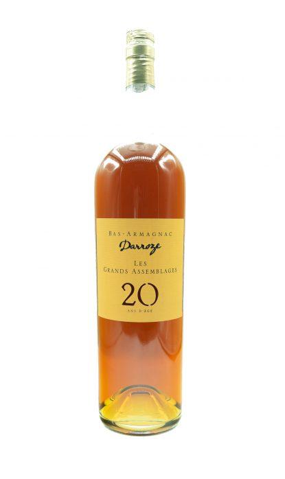 Darroze Bas Armagnac Grand Assemblage Magnum 20 Ans 43% 1.5 l