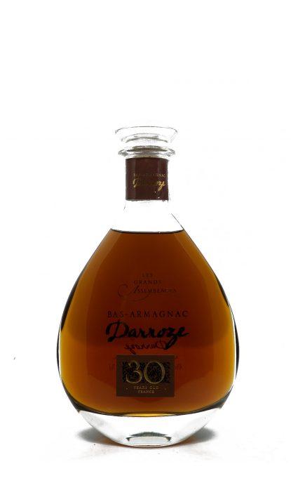 Darroze Armagnac Grand Assemblage Carafe 30 Ans 43% 70 cl