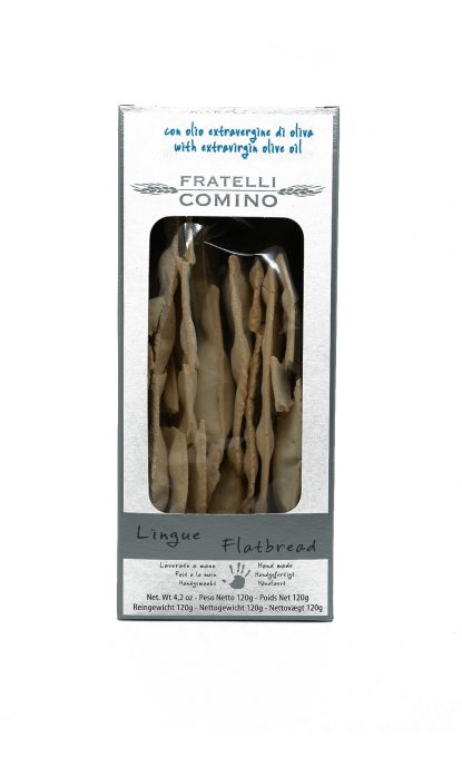 Fratelli Comino Lingue Classic Huile d'Olive 150 gr