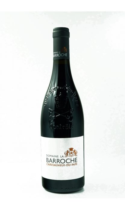 BARROCHE CHATEAUNEUF SIGNATURE Rouge 2017