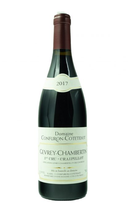 Domaine Confuron-Cotetidot Gevrey-Chambertin Craipillot Rouge 2017