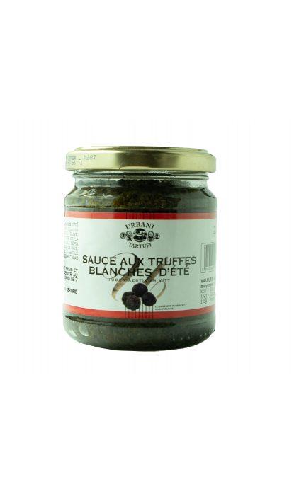 Urbani sauce aux truffes blanches 200g