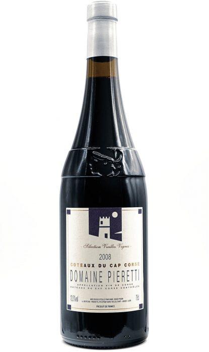 Domaine Pieretti Vieilles Vignes rouge 2008