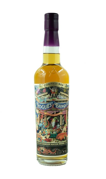 Compass Box Rogue's Banquet limited edition 46% 70cl