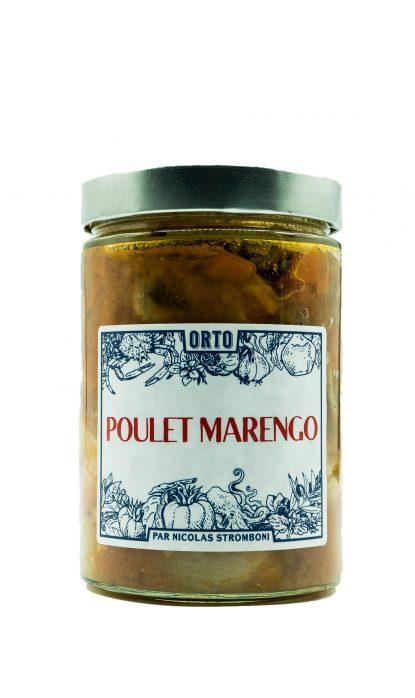 Orto Poulet Marengo 520 g