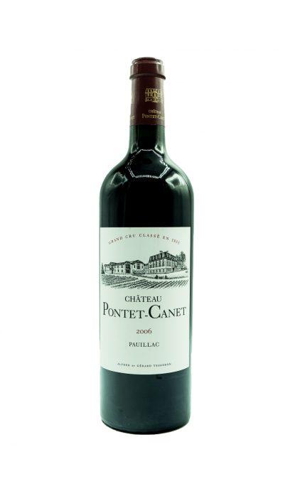 Pauillac Château Pontet Canet Rouge 2006