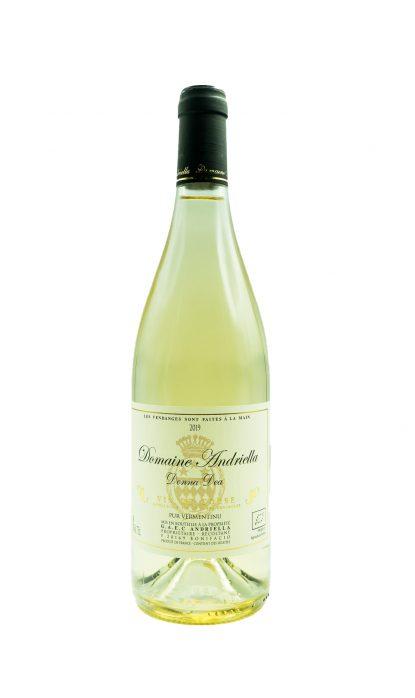 Domaine Andriella Cuvée Donna Dea Blanc 2019