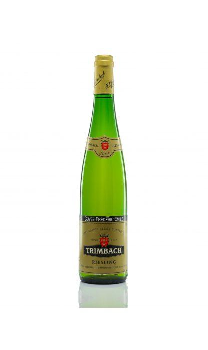 Domaine Trimbach Riesling Cuvée Fréderic Emile blanc 2006