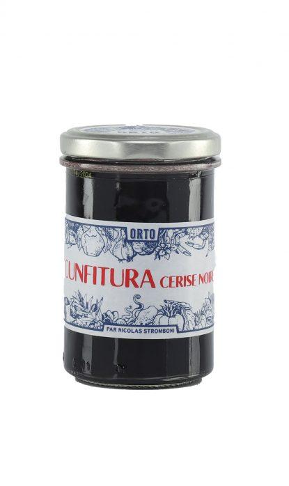 Orto Confiture Cerise Noire 240 g