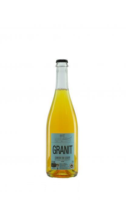 Cidrerie du Léguer Cidre Granit %