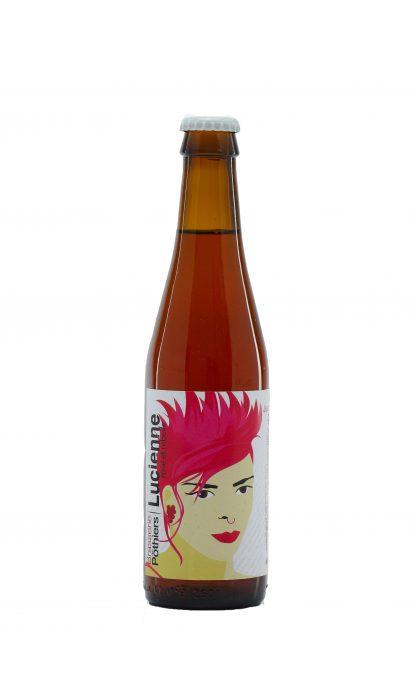 Domaine des Pothiers Bière Rose Lucienne 33 cl