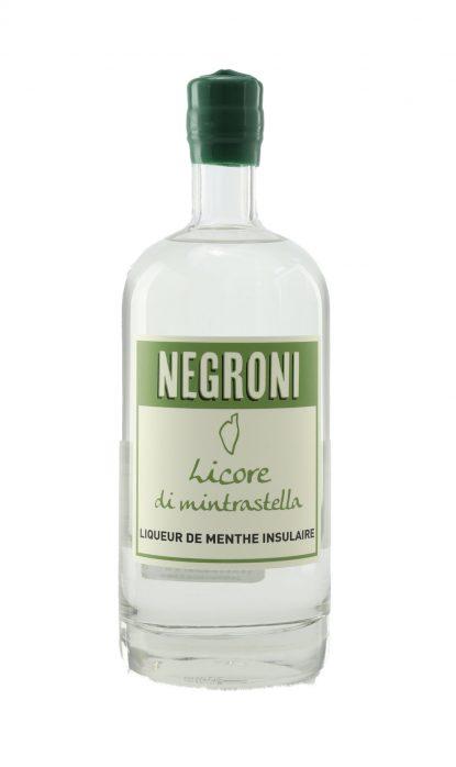 Fior Di Notte Liqueur de Menthe 33% 70 cl
