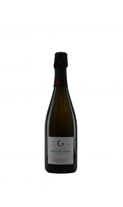 Christian Gosset Croix Courcelles Chardonnay 2016 Extra Brut Grand Cru
