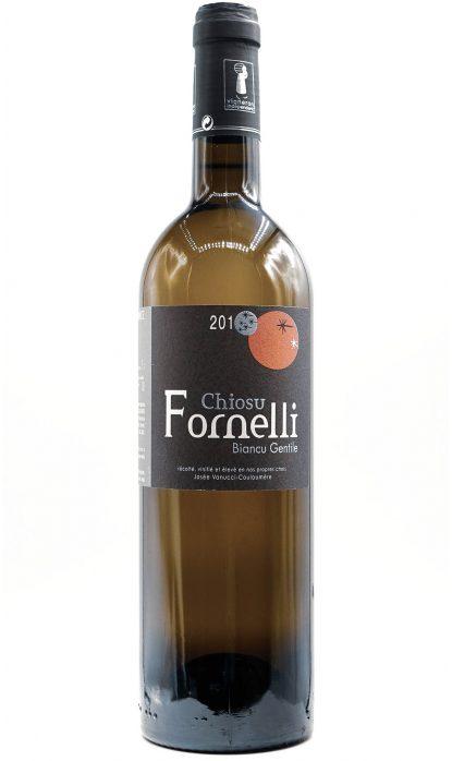 Clos Fornelli Biancu Gentile blanc 2016