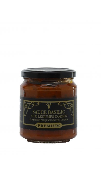 Moulin Oltremonti Sauce Basilic 280 gr