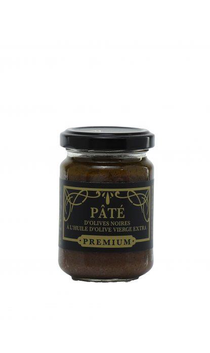 Moulin Oltremonti Pâté aux Olives Noires 130 gr