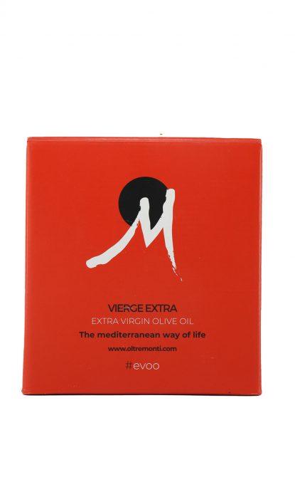 Moulin Oltremonti Huile d'Olive Dolce 2 L