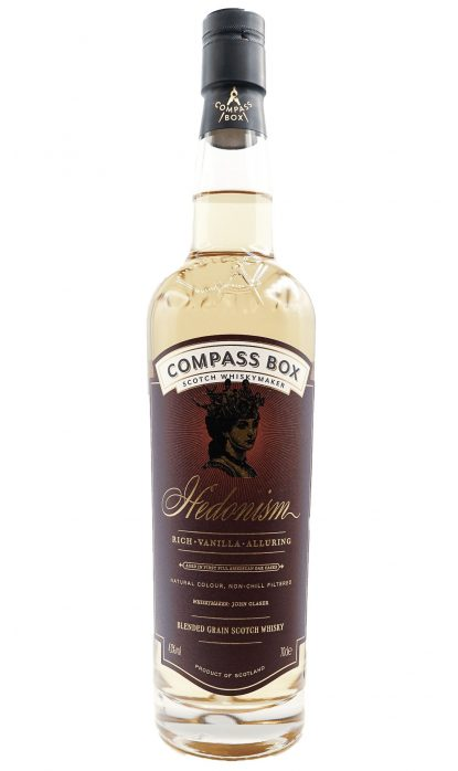 Compass Box Hedonism 43% 70 cl