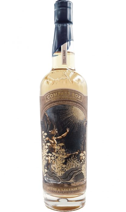 Compass Box Myths & Legends III 46% 70 cl