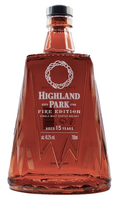Highland Park Fire Edition 45.20% 70 cl