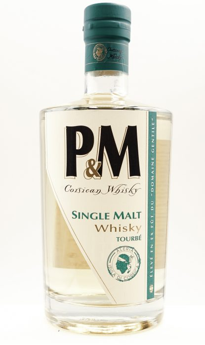 Mavela P&M Tourbé 42% 70 cl