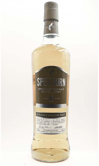 Speyburn 10 Ans 40% 70 cl