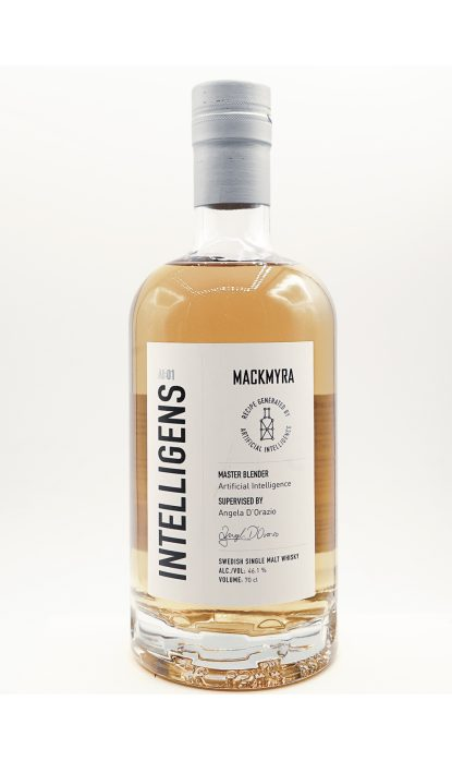 Mackmyra Al 01 Intelligens 46.10% 70 cl