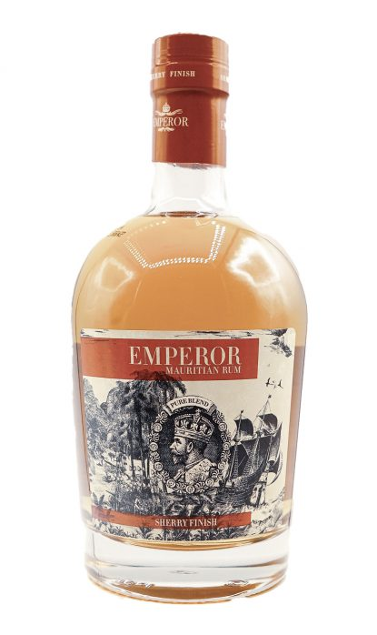 Emperor Sherry Canister 40% 70 cl