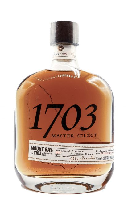 Mount Gay 1703 Release 2017