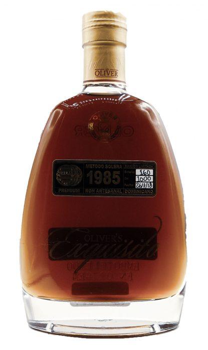 Exquisito 1985 40% 70 cl