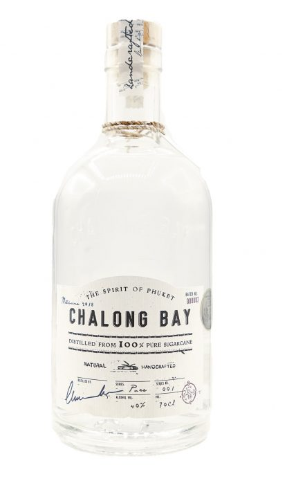 Chalong Bay 40% 70 cl