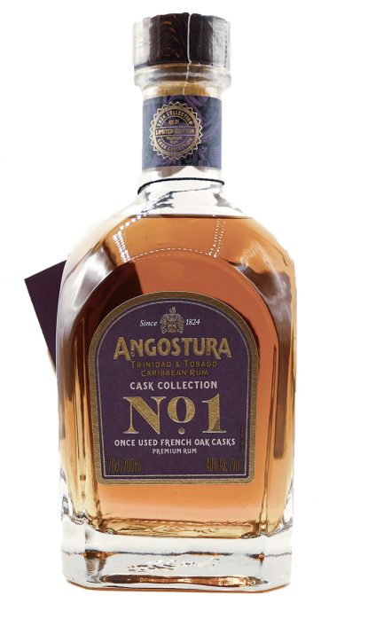 Angostura Cask Collection Edition N°1 40% 70 cl