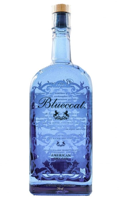 Bluecoat American Dry Gin 47% 70 cl