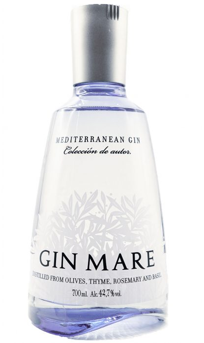 Gin Mare 42.70% 70 cl