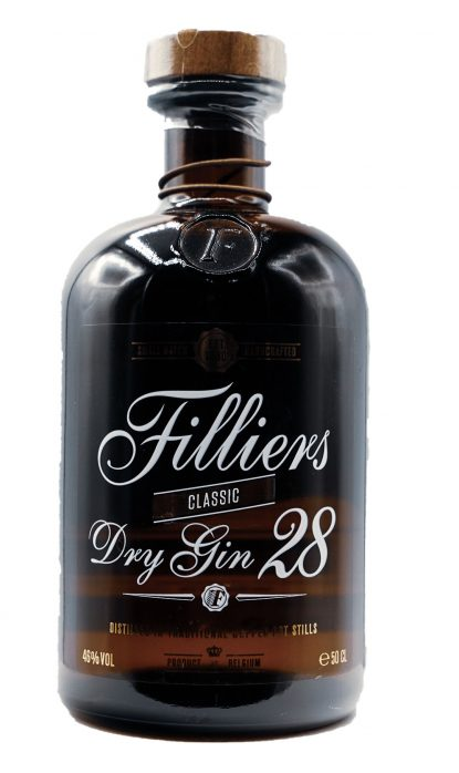Filliers Dry Gin 28 46% 70 cl