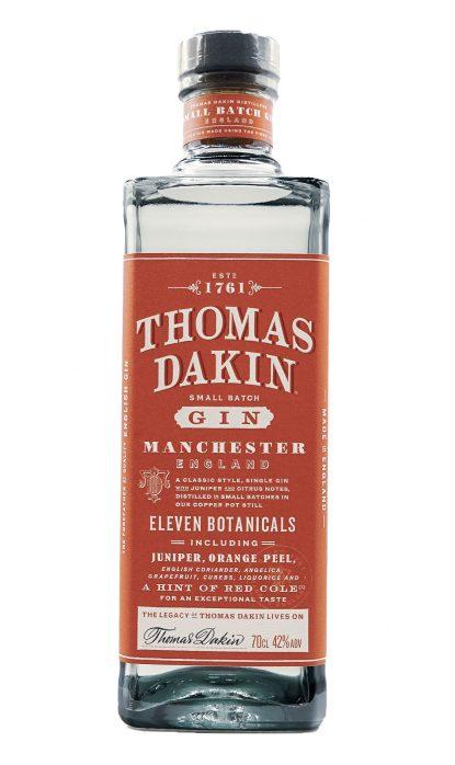 Thomas Dakin Gin 42% 70 cl