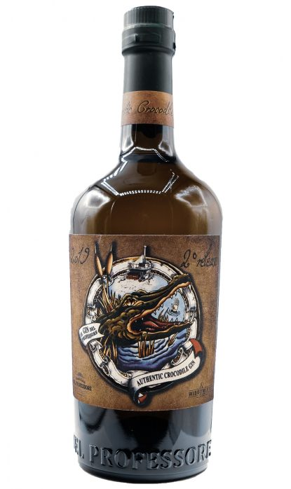 Del Professor Crocodile Gin 45% 70 cl