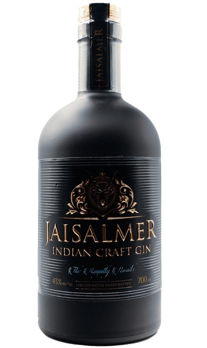 Jaisalmer Indian Crafted Gin 43% 70 cl