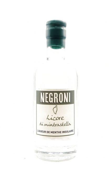 Fior Di Notte Liqueur de Menthe 33% 35 cl