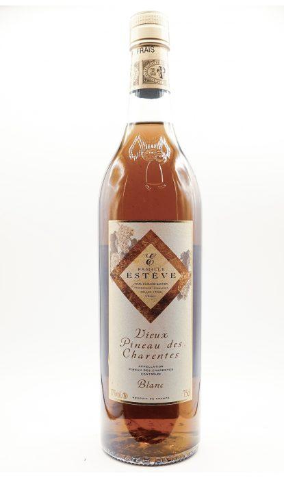 Cognac Estève Vieux Pineau Blanc 17% 75 cl