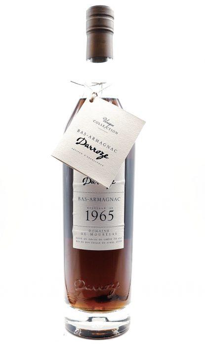 Darroze Bas Armagnac Domaine de Mourelat 1965 41.8% 70 cl