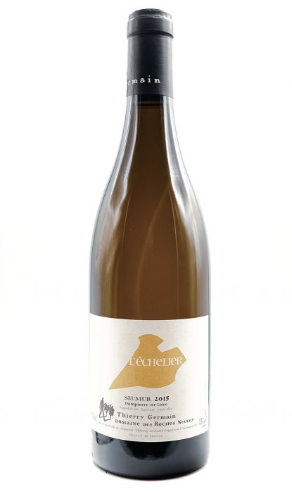 Domaine des Roches Neuves Saumur Clos de l'Echelier blanc 2015
