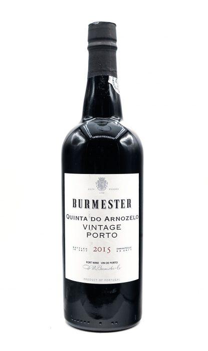 Burmester Vintage Port 2015 20%