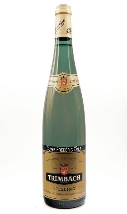 Domaine Trimbach Riesling Cuvée Fédérique Emile blanc 2008