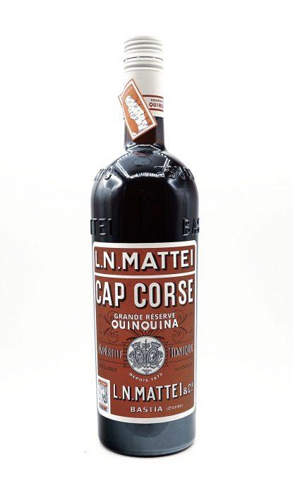 L.N. Mattei Cap Corse Grande Reserve rouge 15%