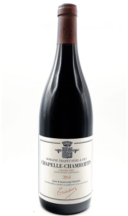 Domaine J.L. Trapet Chapelle-Chambertin rouge 2014