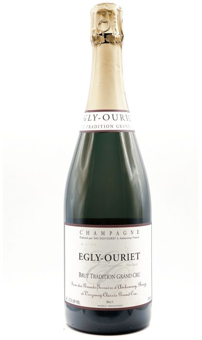 Chamapagne Egly Ouriet Brut Tradition
