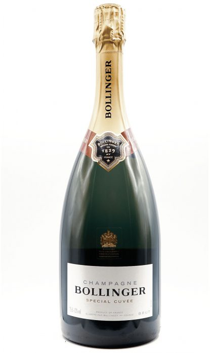 Champagne Bollinger Spéciale Cuvée Brut